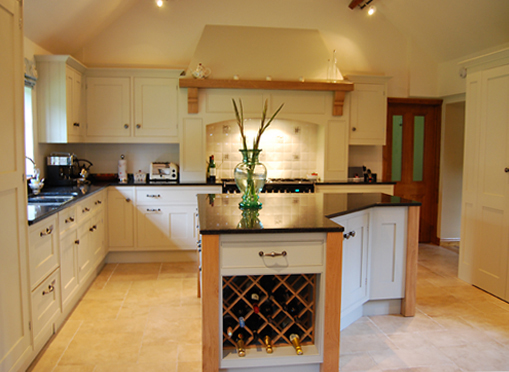 Bespoke furniture handmade kitchen designs in for Kitchen design ideas uk